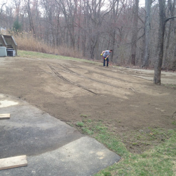 14-raking-out-lawn-area2